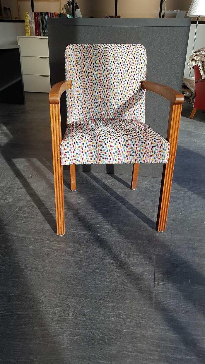 Réfection totale d''un fauteuilBridge - Région de Saint Brieuc 0