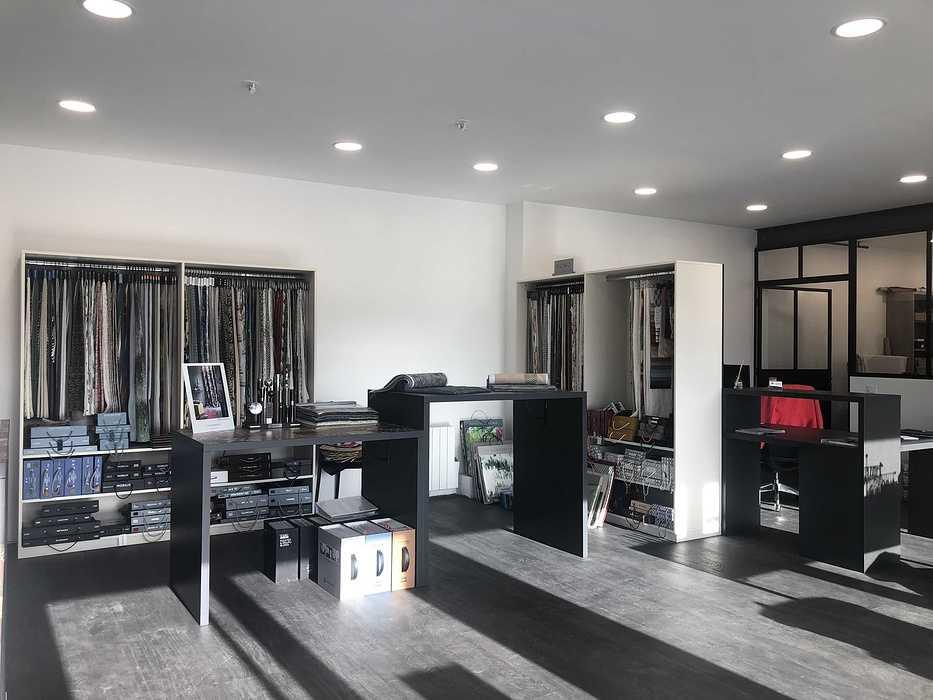 Nouveau Showroom pour COSI TAPISSIER / Lanvollon img1616