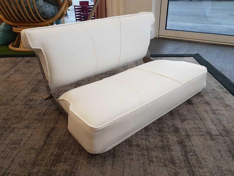 Rénovation d''un fauteuil de bateau - Lanvollon (22) 0